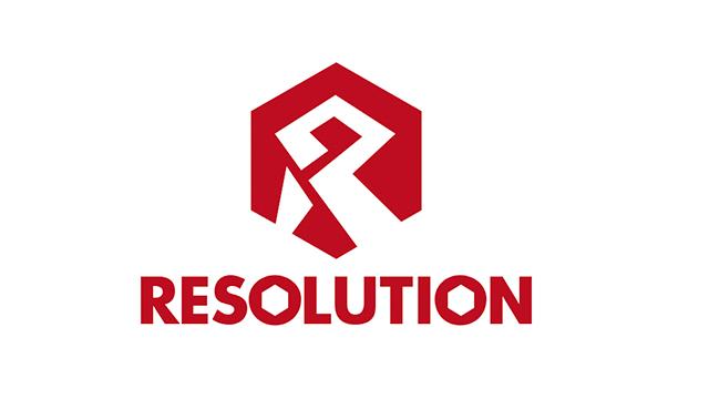 リソリューションのWEBサイト